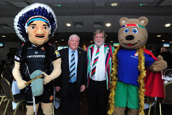 Mascots Party