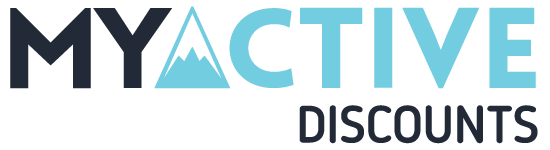 MyActiveDiscounts logo - Sussex sponsor