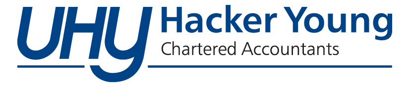 UHY Hacker Young logo - Sussex sponsor