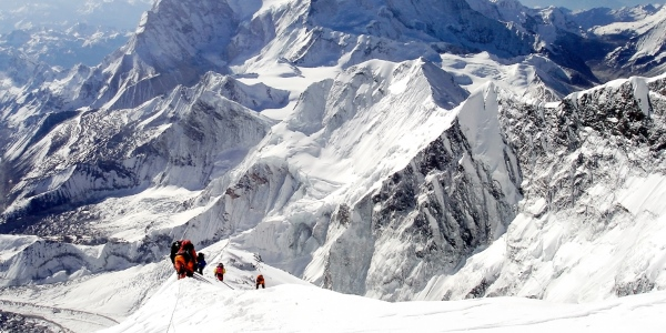 Conquering Mount Everest - Wooden Spoon's next ultimate challenge in April 2018
