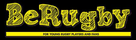 BeRugby logo