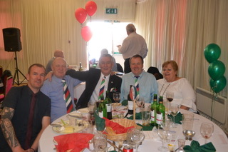 Eastern counties lunch