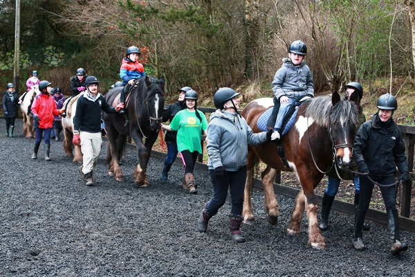 Scotland squad, Ravel Rig Riding School
