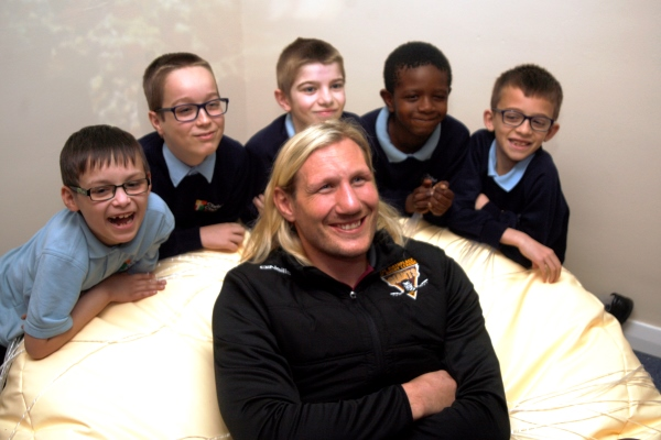 Eorl at Christ Church Opening