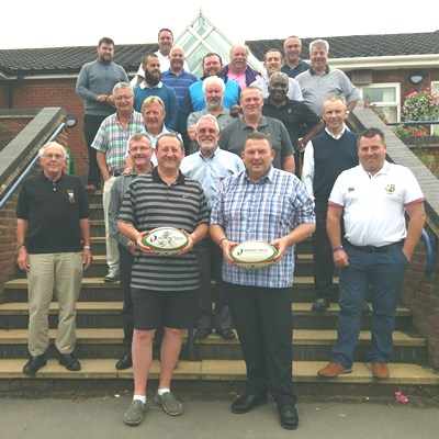 Handsworth RFC golf day