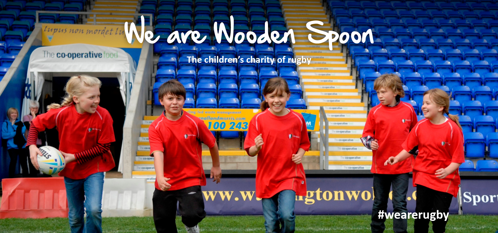 Find Out More About The Childrens Charity Of Rugby Wooden Spoon