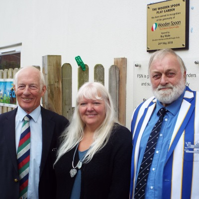 Fellowship St Nicholas project opening