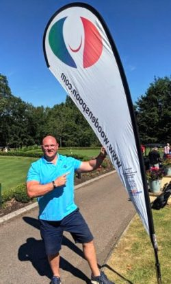 Wales Golf day 2018