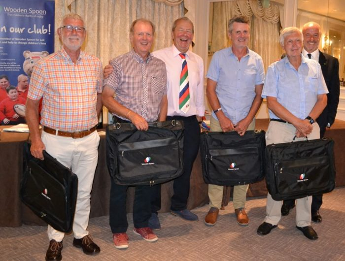 Eastern Counties golf day 2018