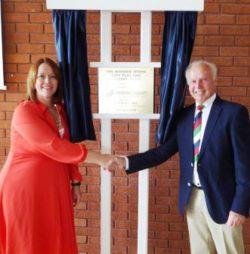 Ysgol Bryn Castell opening 2018
