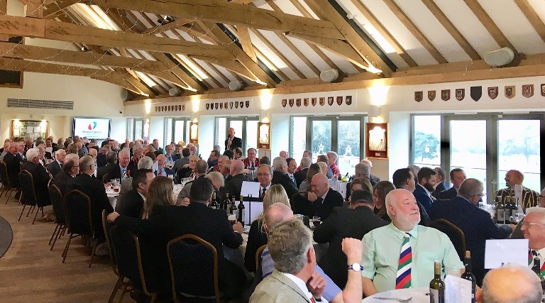 Surrey Rugby club curry lunch 2018