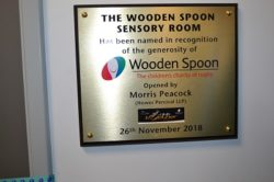 Wherry School sensory room opening Nov 2018