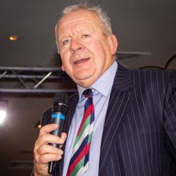 Sir Bill Beaumont CBE DL