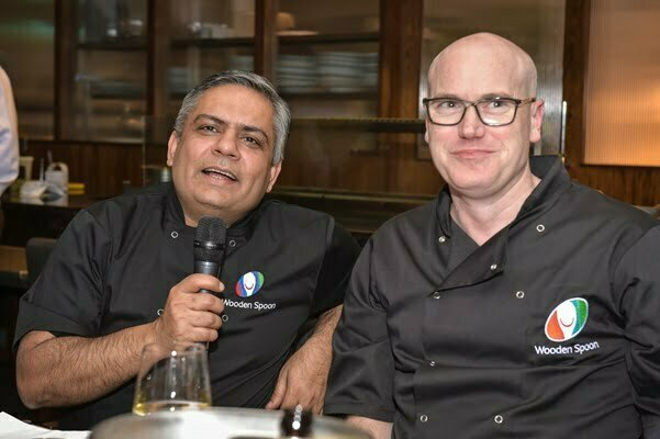 Scrum Dine With Me March 2019 - judges