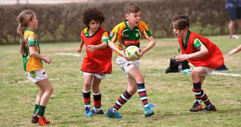Riyadh Vipers rugby festival - Midi's