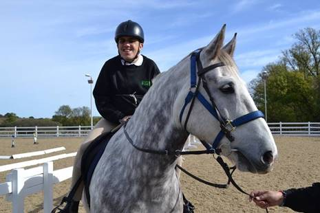 Sugarloaf RDA - DelBoy with Sally