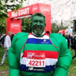 London Marathon 2019 - A Fryett