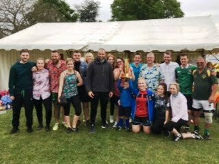 Barns Green Si Viney memorial game 2019